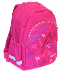 Pюкзак Herlitz be bag Pink Butterfly 11352507