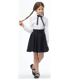 Блузка для девочки Смена 3Б057 белая