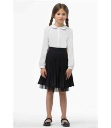 Блузка для девочки Смена 3Б089 белая