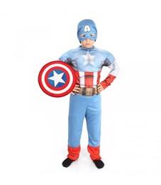 """Карнавальный костюм """"Капитан Америка"""""""