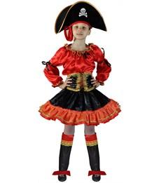 Карнавальный костюм Карнавалия Пиратка