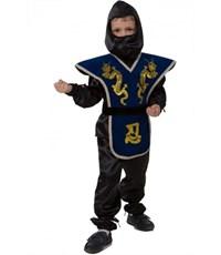 Карнавальный костюм Батик Ниндзя синий