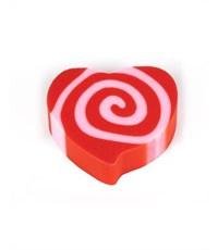 Ластик Hatber Сердечко из термопластичной резины