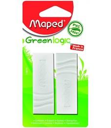 Ластик Maped Greenlogic, 2 шт.