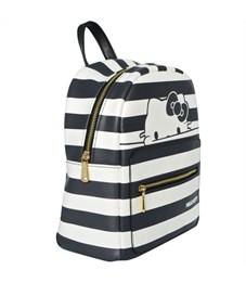 Мини-рюкзак Action! HKO-AB11300/BW Hello Kitty чёрно-белая полоска
