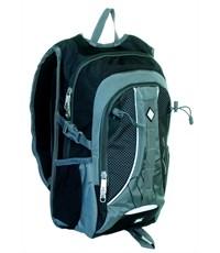 Молодежный спортивный рюкзак Ufo people с черными вставками