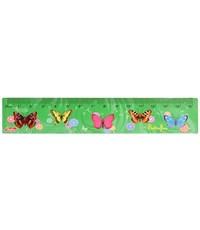 Линейка Hatber Бабочки 15см