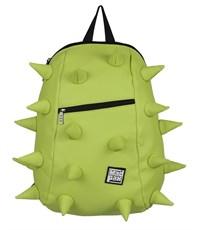 Молодежный рюкзак MadPax Rex VE  Full Front Zipper Lime, цвет лайм