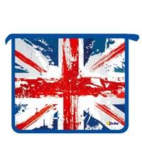 Папка для тетрадей Оникс Британский флаг А5