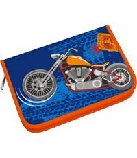 Пенал Erich Krause Motorcycle без наполнения
