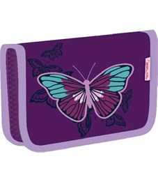 Пенал школьный Belmil 335-72 Butterfly