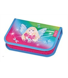 Пенал школьный Herlitz Girls Mix II Rainbow Fairy