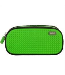 Пенал школьный пиксельный Upixel Dreamer WY-B016 Черный-зеленый