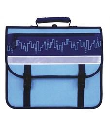Портфель школьный Tiger Enterprise TIGER MAX сине-голубой
