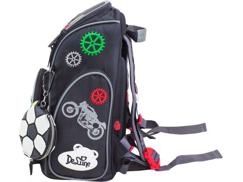 Ранец школьный De Lune 6-106 с мешком