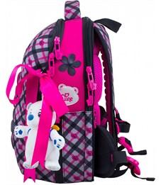 Фото 2. Ранец школьный DeLune Цветы 7mini-001 + мешок + пенал + мишка