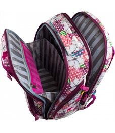 Фото 3. Ранец школьный DeLune Цветы 8-102 + мешок