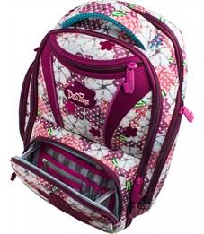 Фото 4. Ранец школьный DeLune Цветы 8-102 + мешок