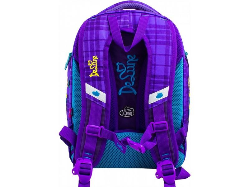 Ранец школьный DeLune Сова 8-108 + мешок