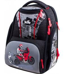 Ранец школьный DeLune Мото 8-109 + мешок