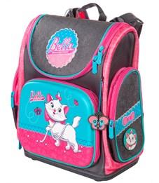 Ранец школьный Hummingbird NК1 Bella + мешок