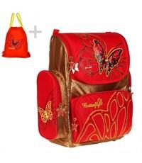Ранец школьный Mike Mar Бабочка + мешок