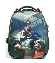 Ранец школьный Sternbauer Smart Мотоцикл 7135