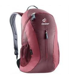 Рюкзак молодежный Deuter City Light бордовый
