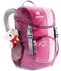 Рюкзак дошкольный Deuter Schmusebar розовый