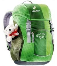 Рюкзак дошкольный Deuter Schmusebar зеленый