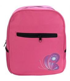 Рюкзак дошкольный Tiger Enterprise Бабочка розовый