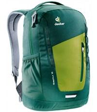 Рюкзак городской Deuter StepOut 16 зелено-лимонный