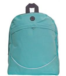 Рюкзак молодежный Action! AB2004 голубой
