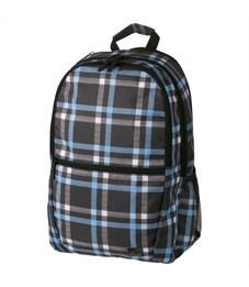 Рюкзак молодежный Walker Snap Classic Cross Blue клетка