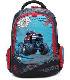 Рюкзак школьный 4ALL School RU18-06 Машина