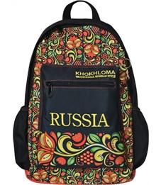 Рюкзак школьный ACTION! Russia Khokhloma