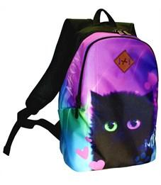Рюкзак школьный молодежный Stavia Мяу