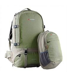 Рюкзак туристический Caribee Jet Pack 65 оливковый
