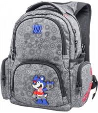 Рюкзак WinMax К-542 серый
