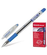 Ручка шариковая Erich Krause Ultra L-30, синяя