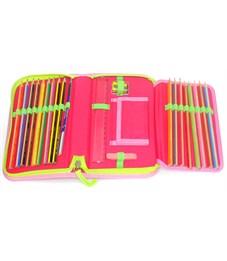 Фото 8. Школьный ранец DerDieDas Ergoflex Фламинго с наполнением