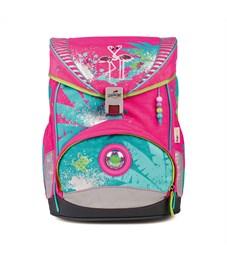 Фото 2. Школьный ранец DerDieDas Ergoflex Фламинго с наполнением