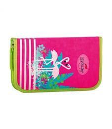 Фото 5. Школьный ранец DerDieDas Ergoflex Фламинго с наполнением