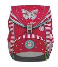 Школьный ранец DerDieDas Крылья бабочки с наполнением 405011