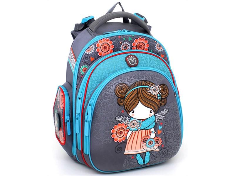 Школьный ранец Hummingbird Kids TK19 + мешок