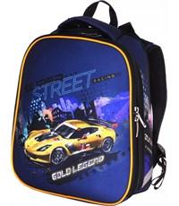 Школьный ранец Stavia «Желтое авто»