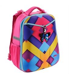 Школьный рюкзак Mike Mar Абстракция 3D