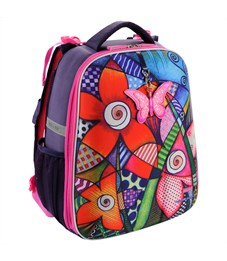 Школьный рюкзак Mike Mar Цветы