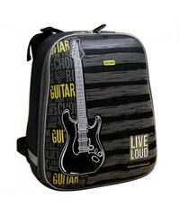 "Школьный рюкзак Mike Mar ""Гитара"" серый"