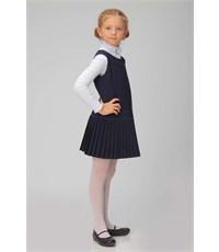 Школьный сарафан Инфанта, модель 0203 синий